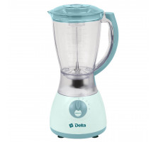 Блендер Delta DL-7310 серый/голубой+кофемолка