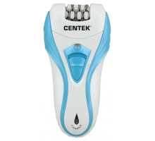 Эпилятор Centek CT-2191 (синий/белый)