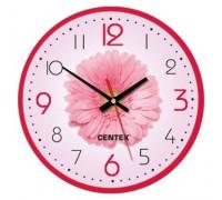 Часы настенные Centek СТ-7105 Flower