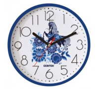 Часы настенные Centek СТ-7105 Gzhel