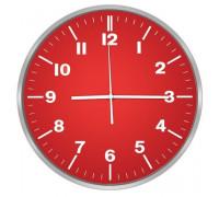 Часы настенные Centek СТ-7100 Red
