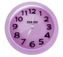 Будильник Centek СТ-7200 (лиловый)