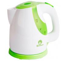 Чайник Василиса Т22-2200 белый/зеленый