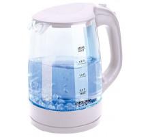 Чайник Delta LUX DL-1058W белый