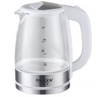 Чайник Delta LUX DL-1204W белый
