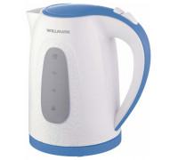 Чайник Willmark WEK-2009P (Белый/синий)