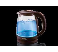Чайник Centek CT-1069 (Шоколад/бронза)