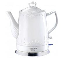 Чайник Delta LUX DL-1236 фарфор