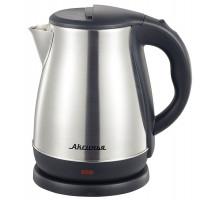 Чайник Аксинья КС-1050 черный