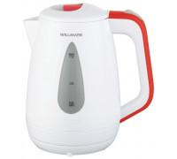 Чайник Willmark WEK-1807P (Белый/красный)
