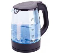 Чайник Delta LUX DL-1058B черный