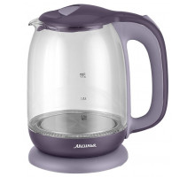 Чайник Аксинья КС-1020 фиолетовый
