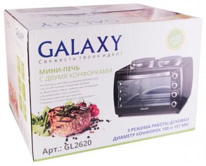 Мини-печь Galaxy GL2620