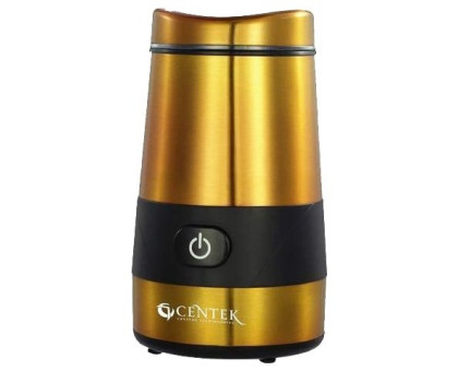 Кофемолка Centek CT-1355 (ЗОЛОТО)
