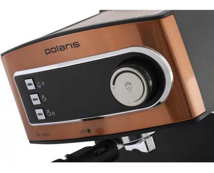 Кофеварка Polaris PCM 1515E Bronze
