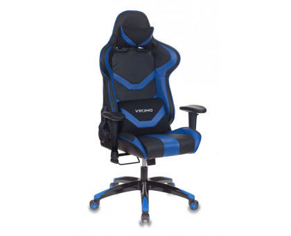 Кресло игровое Бюрократ CH-772N/BL+BLUE