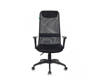 Кресло руководителя Бюрократ KB-8N/BLACK