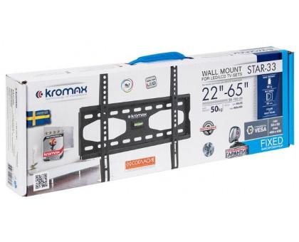 Кронштейн для телевизора Kromax STAR-33 grey
