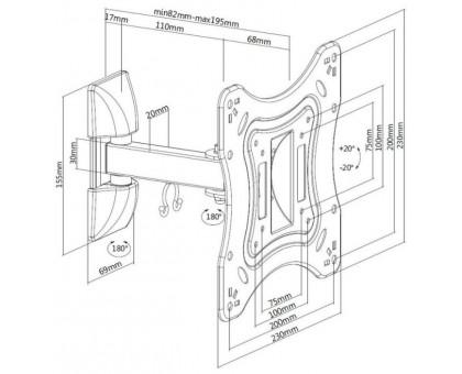 Кронштейн Ultramounts UM 865