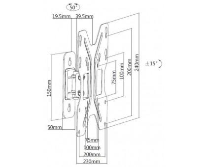 Кронштейн Ultramounts UM863