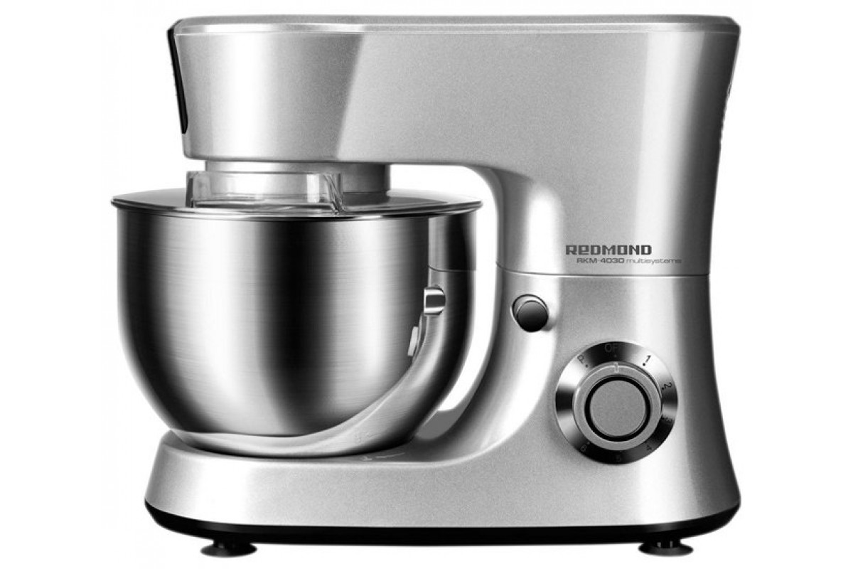 Кухонный комбайн Redmond RKM-4030 1200Вт серебристый ...