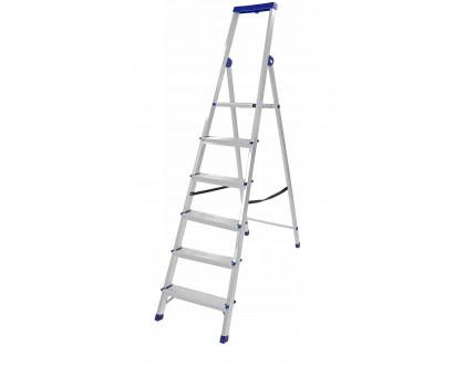 Стремянка алюминиевая Stairs LUX AS06LX