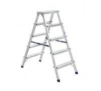 Стремянка алюминиевая двухсторонняя Stairs AS205