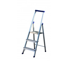 Стремянка алюминиевая Stairs LUX AS03LX
