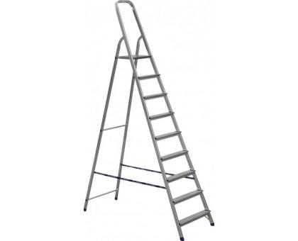 Стремянка алюминиевая Stairs AS09