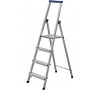 Стремянка алюминиевая Stairs LUX AS04LX