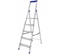 Стремянка алюминиевая Stairs LUX AS05LX