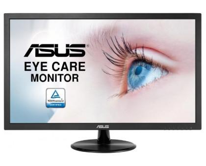 """Монитор 22"""" Asus VP228DE чёрный"""