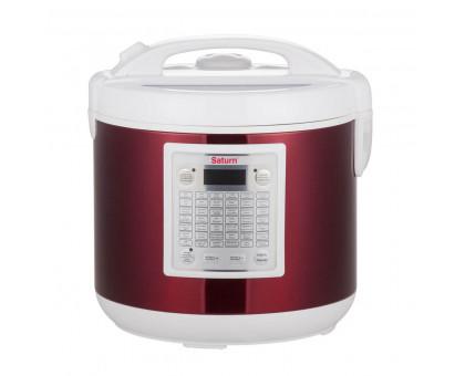 Мультиварка Saturn MC9209 red