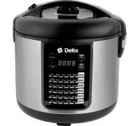 Мультиварка Delta DL-6516 черная