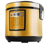 Мультиварка Centek CT-1495 Black (Золото)