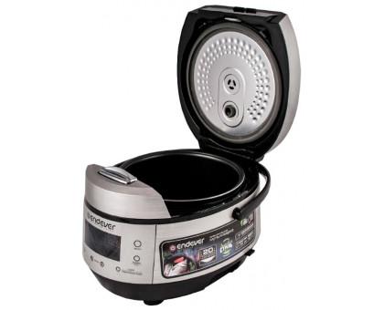 Мультиварка Endever Vita-120 черный/сталь
