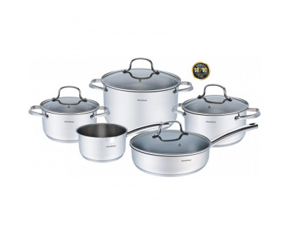 Набор посуды Klausberg KB-7215