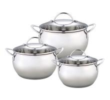 Набор посуды Webber BE-612/6