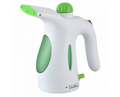 Отпариватель Delta DL-655P белый/зеленый