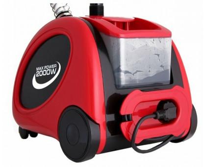Отпариватель Centek CT-2370 (черный/красный)