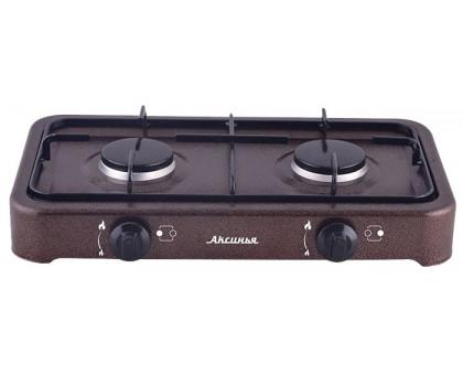 Плита газовая Аксинья КС-102 коричневая