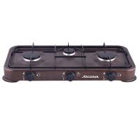 Плита газовая Аксинья КС-103 коричневая