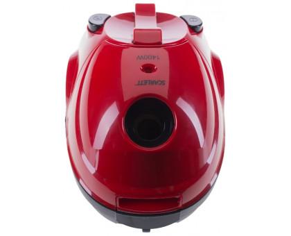 Пылесос Scarlett SC-VC80B03 красный