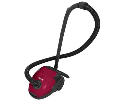 Пылесос Яромир ЯР-5101 черный/красный