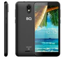 Смартфон BQ Velvet 2 Black (BQ-5302G)