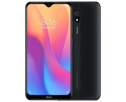 Смартфон Xiaomi Redmi 8A Midnight Black 2Гб/32Гб (M1908C3KG)