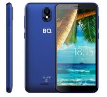 Смартфон BQ Velvet 2 Blue (BQ-5302G)