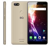 Смартфон BQ Advance LTE Gold (BQ-5500L)