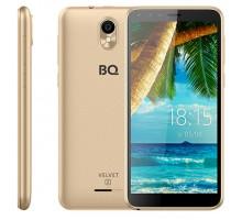 Смартфон BQ Velvet 2 Gold (BQ-5302G)