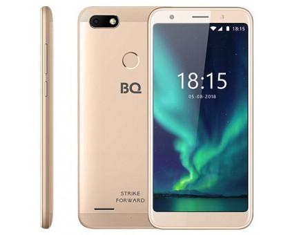 Смартфон BQ StrikeForward Gold (BQ-5512L)